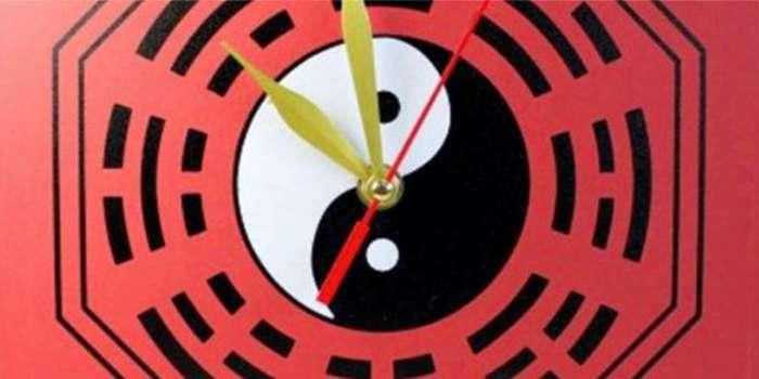 Часы по фен-шую