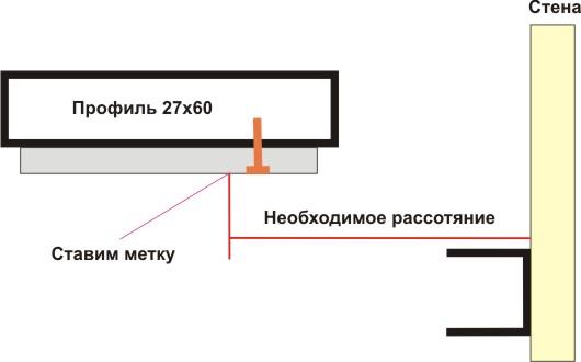 Второй уровень потолка из гипсокартона